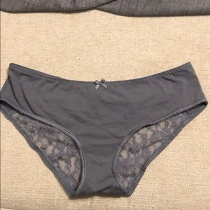 NWT Victoria's Secret Lace Back Panties
